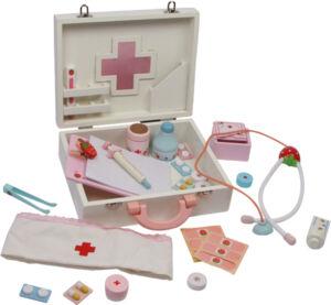 Orvosi játékkészlet - fajáték orvosos szerepjátékhoz