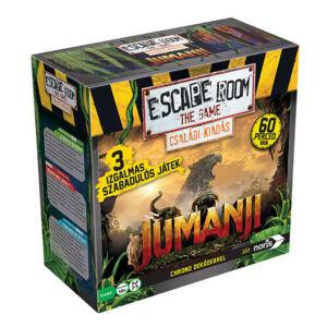 Escape room - Jumanji - szabadulós játék kisiskolásoknak