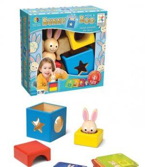 Bunny Boo - logika fajáték 2-5 éveseknek - Smart Games